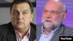 Zoran Živković i Srđan Bogosavljević