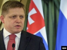 Slovakia's Prime Minister Robert Fico has described the bill as a