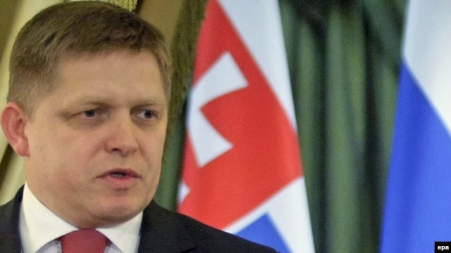 """Slovakia's Prime Minister Robert Fico has described the bill as a """"threat to national security."""""""