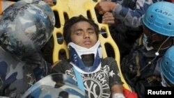 Nepal, 30 prill 2015.