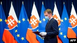 Kryeministri i deritashëm i Sllovakisë, Igor Matoviç.