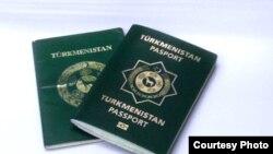 Türkmenistanyň täze we köne pasportlary