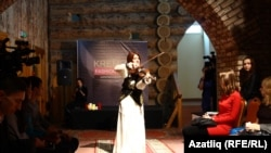 "Казан кремлендә ""Kremlin Fashion Show"" мода тамашасы"