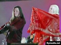 «Аляксандра і Канстанцін» на «Эўрабачаньні-2004»