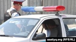 Патруль полиции. Иллюстративное фото.