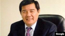 Boribay Zheksembin