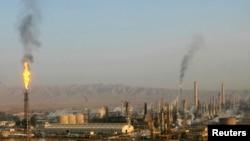 Naftna rafinerija severno od Bagdada
