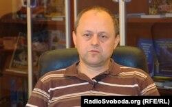 Експерт Центру дослідження армії, конверсії і роззброєння Леонід Поляков