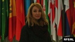 Анна Романова, депутат від «Самопомочі»