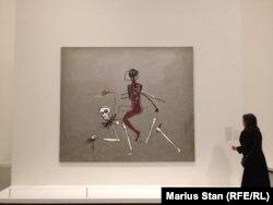 Expoziția dedicată lui Jean-Michel Basquiat și Egon Schiele