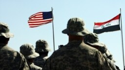 Американские военнослужащие в Ираке. Лето 2020 года