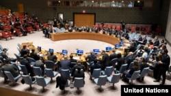 Sednica Saveta bezbednosti UN, Njujork, februar 2019.