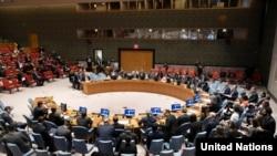 Заседание Совбеза ООН 12 февраля 2019 года