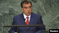 В Нью-Йорке будет проходить заседание генассамблеи ООН, где примет участие президент Таджикистана Эмомали Рахмон
