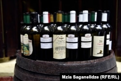 У 2018 році Росія імпортувала приблизно 50 мільйонів пляшок грузинського вина