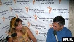 Leyla Əliyeva və Məmməd Süleymanov