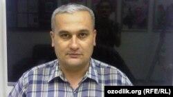 Uzbekistan: Uzbek journalist Bobomurod Abdullaev