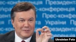 Виктор Янукович.