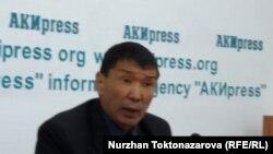 Анварбек Төлөмүшев. Бишкек, 12-апрель, 2018-жыл.