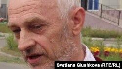 Заңгер Антон Фабрый. Астана, 26 қыркүйек 2013 жыл.