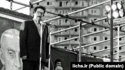 سخنرانی ابوالحسن بنیصدر در دانشگاه تهران در ۱۴ اسفند ۵۹