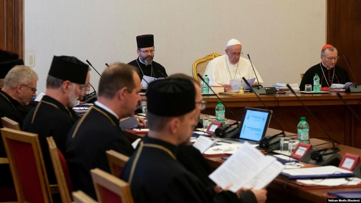 УГКЦ имеет новый экзархат в Италии – решения папы Римского