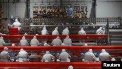 17 tone de carne de curcan de la fermele din zona unde este gripă aviară în Ungaria au ajuns în 26 de județe din România