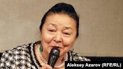 Меруерт Өтекешева. Алматы, 11 наурыз 2013 жыл.