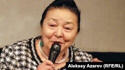 Актриса Меруерт Утекешева.