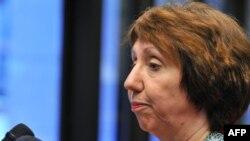 Shefja për politikë të jashtme e Bashkimit Evropian, Catherine Ashton.