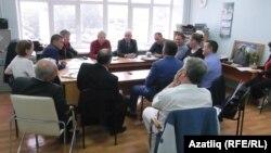 Башкортстан татарлары конгрессының башкарма комитеты утырышы