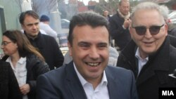 Премеирот Зоран Заев - архива