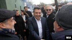 Премеирот Зоран Заев