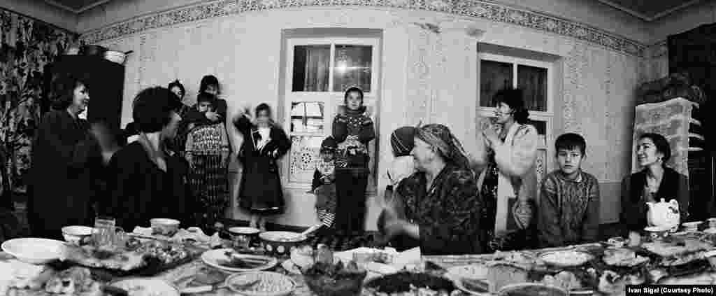 Dushanbe, Tajikistan (1999)