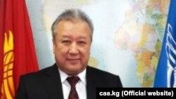 Курманбек Акышев.