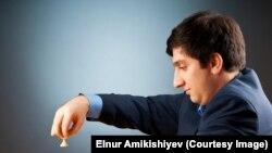 Şahmatçı Vüqar Həşimov fotolarda