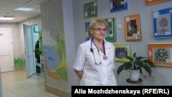 Наталья Куликова, заведующая хосписным отделением больницы в Новокузнецке