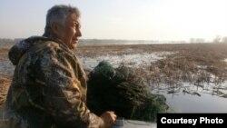 Самара. Руководитель рейда Сергей Карпов