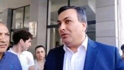 Armenia -- Culture Minister Armen Amirian announces his resignation. 02May, 2018