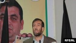 فضل احمد معنوی رییس کمسیون مستقل انتخابات افغانستان