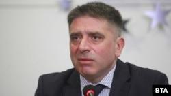 Данаил Кирлов, министър на правосъдието.
