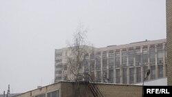 Завод «Гарызонт» у Менску