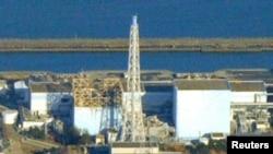 """Атомная электростанция """"Фукусима-1"""". Япония, 12 марта 2011 г"""
