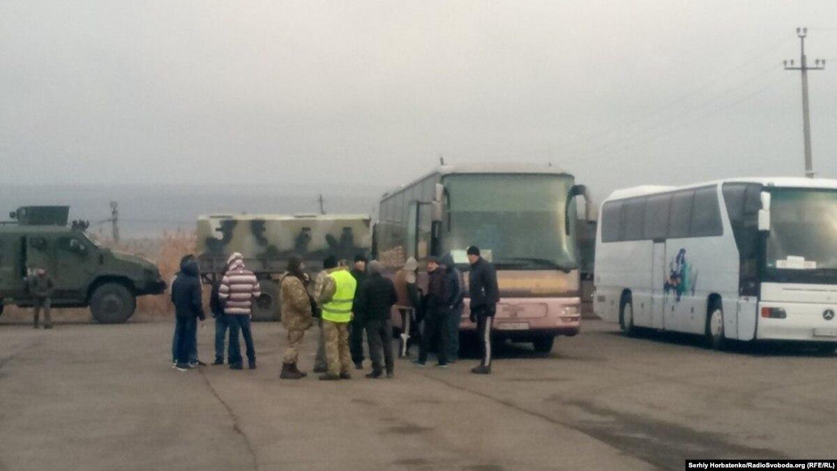 Взаимное освобождение удерживаемых лиц завершилось – Офис президента