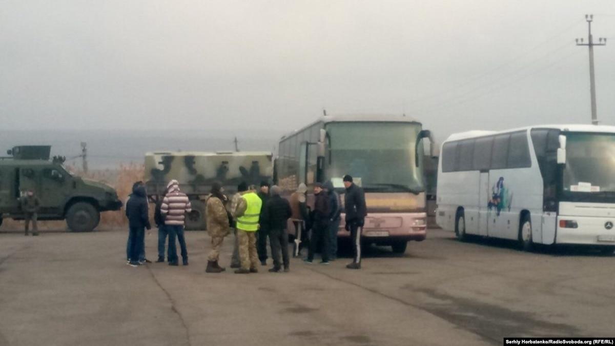 В ОРДО заявили о передаче Украине 52 человек