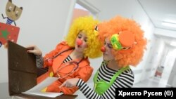 Янита Кирова и Ива Лапатова