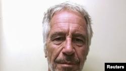 Jeffrey Epstein, într-o fotografie a Departamentului de Justiție din New York