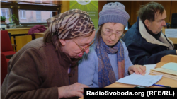 Алла Павлівна і Раїса Олександрівна
