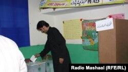 Pamje nga votimet në qytetin Ravalpindi në Pakistan