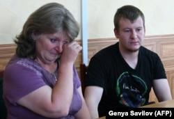 Світлана Агєєва та Віктор Агєєв